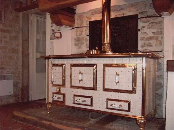 marl ne 3 r f chauffage cuisini res bois espace po le scandinave. Black Bedroom Furniture Sets. Home Design Ideas