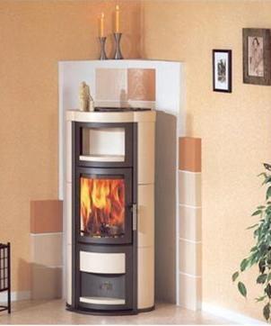 po le bois heta turin c ramique r f chauffage po les bois accumulation espace. Black Bedroom Furniture Sets. Home Design Ideas