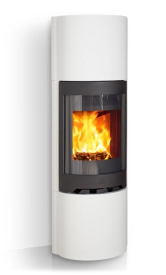 jotul fs 91 r f chauffage po les bois contemporain espace po le scandinave. Black Bedroom Furniture Sets. Home Design Ideas