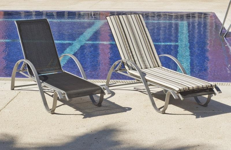 Bain de soleil / chaise longue HEVEA Marbella - Réf ...