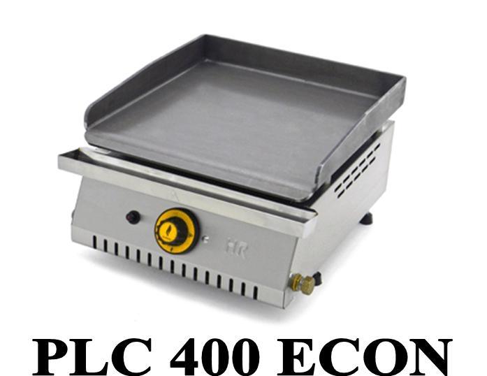 Plancha gaz fainca plc 400 r f cuisine for Cuisine exterieure professionnelle