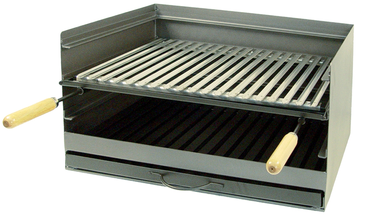 Barbecue encastrable r f am nagement ext rieur cuisine ext rieure bar - Plancha encastrable plan de travail ...