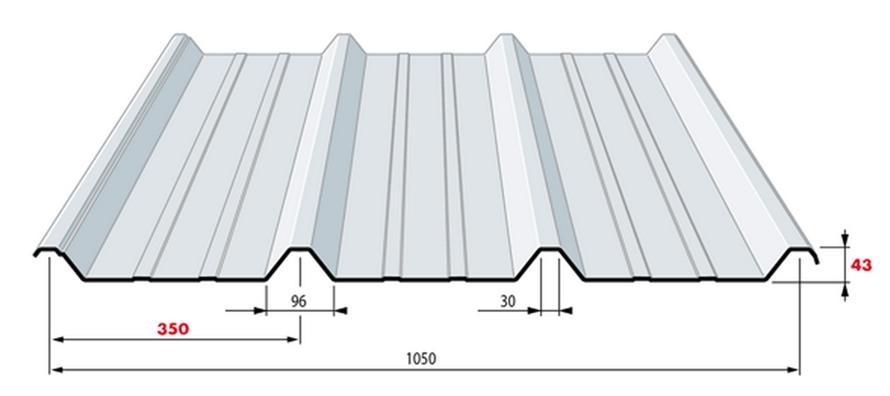 t le translucide longueur 6 m tres r f couverture et bardage couverture espace. Black Bedroom Furniture Sets. Home Design Ideas