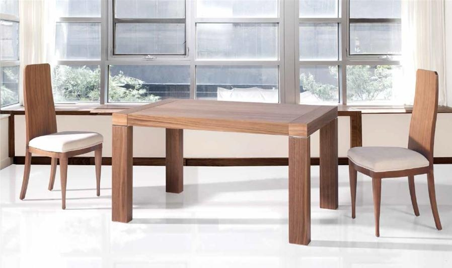 Table 160 250 cm r f mobilier salle manger for Table salle a manger 250 cm