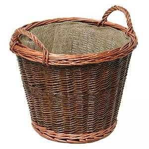 panier buches en osier r f id es cadeaux paniers et chariots bois espace po le. Black Bedroom Furniture Sets. Home Design Ideas