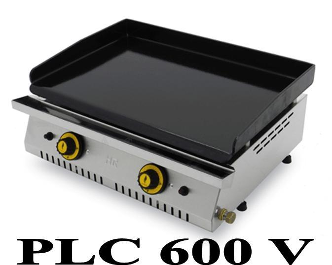 Plancha fainca gaz plc600 r f cuisine for Cuisine exterieure professionnelle